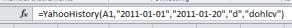 Excel UDF