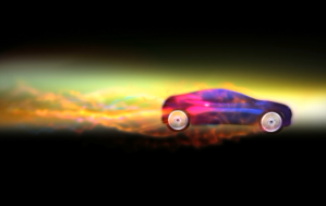 Car in Plasma